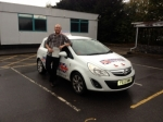 ED MCEWAN passed with Independence Driving School