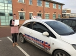 MADDIE FLETTON passed with Independence Driving School