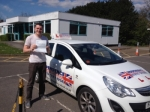 MATTHEW GUNN passed with Independence Driving School