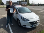 OLIVER MULLEN passed with Independence Driving School