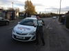 Patrick Millett passed with Independence Driving School