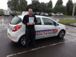 RICHARD KIRK passed with Independence Driving School