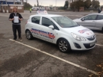ROBBIE PAINTER passed with Independence Driving School