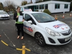 RUTH HOLWELL passed with Independence Driving School