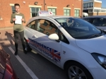 SAM HARFIELD passed with Independence Driving School