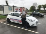 SAM HINES passed with Independence Driving School
