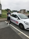 SAM ROSE passed with Independence Driving School