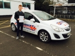 SEAN ROBINSON passed with Independence Driving School