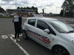 SERENA GATAORA  passed with Independence Driving School