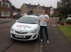 Tom passed with Independence Driving School