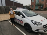TORI BRADFORD passed with Independence Driving School