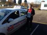 VIQAS KAHN passed with Independence Driving School