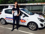 Viv  Heyles passed with Independence Driving School