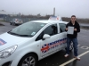 Jonathan Wilkinson passed with Independence Driving School