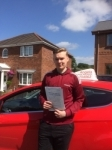 Jonathan Williams  passed with Angela Driving School