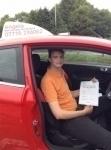 Jordan Rice passed with Angela Driving School