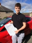 Dylan Williams passed with Angela Driving School