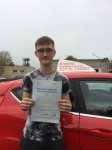 Louis Williams passed with Angela Driving School