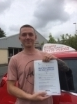 Pzxmek passed with Angela Driving School