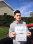 Kieran Rees passed with Angela Driving School