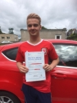 Ben Gould passed with Angela Driving School