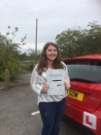 Menna Jones passed with Angela Driving School