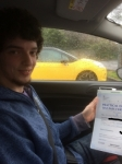 Oliver Houlden passed with Angela Driving School