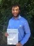 Gabriel passed with ABC Driving School