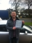 ALEX, North FINCHLEY passed with ABC Driving School