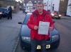 ALEX, S CROYDON passed with ABC Driving School