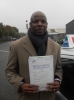ANTHONY, South Norwood passed with ABC Driving School