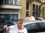 Charlot, Mill Hill passed with ABC Driving School