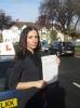 DRITA, PADDINGTON passed with ABC Driving School