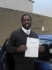 Deron, NORBURY passed with ABC Driving School