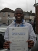 FITZGERALD, THORNTON HEATH passed with ABC Driving School