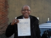 IAN, Thornton HEATH passed with ABC Driving School