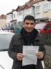 JAHAN, CROYDON passed with ABC Driving School