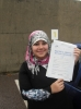 MARYAM, South Croydon passed with ABC Driving School
