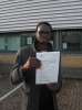 Michael ,  Addisombe passed with ABC Driving School