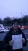 Shiladitya, Croydon passed with ABC Driving School