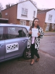 Vivan, South Croydon passed with ABC Driving School