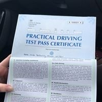 Congratulations to Beth Miller for passing her practical test at Sale.  Well done....