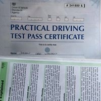 Congratulations to Jordan Weldon for passing his practical test at West Didsbury.  Well done.