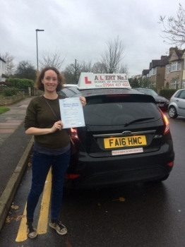 Sharon is a very patient and thorough driving instructor I was re-learning to drive aged 37 with several failed tests behind me as a teenager and a long time since I last sat behind the wheel She explained everything in a way I could understand gave me confidence and even helped me enjoy it I passed my first test with Sharon with no minors