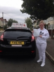 Chelsea passed with Alert No1 School of Motoring