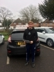 Elliot passed with Alert No1 School of Motoring