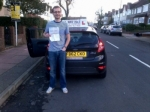 Craig passed with Alert No1 School of Motoring