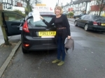 Dee passed with Alert No1 School of Motoring