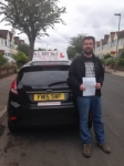 Alan passed with Alert No1 School of Motoring