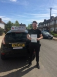 joe passed with Alert No1 School of Motoring